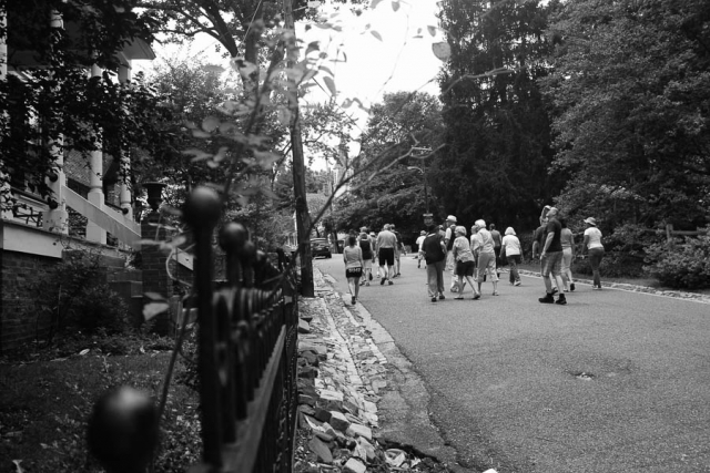 Village History Walk_July 2016 by Carlye Brooks