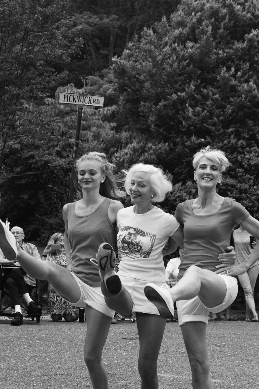 Rockin' Rockettes_Parade 2016- Carlye Brooks