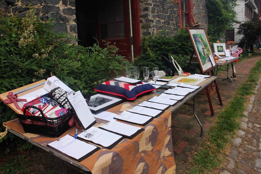 Silent Auction Items for DCA Fundraising 2016_Carlye Brooks