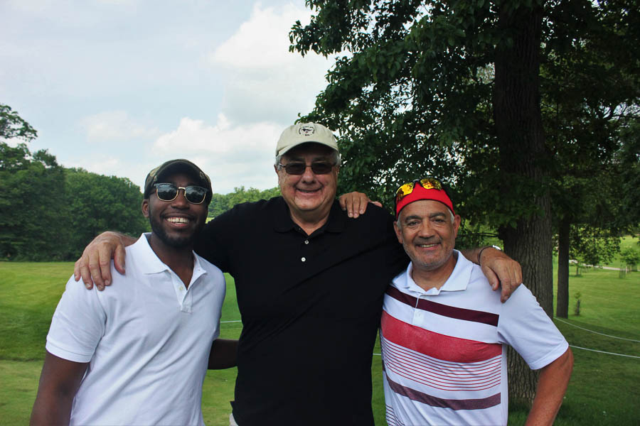 Triple Team_Chris Wharton_David Healy_Al Carvalho DV Golf Tournament 2016_Carlye Brooks