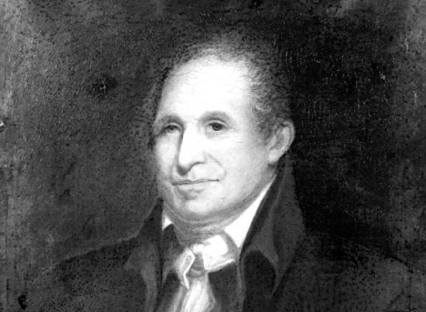 "Martin Tschudy. Purchased ""Slys Venture"" from John Shly in 1779 (?) along with --- Myers"