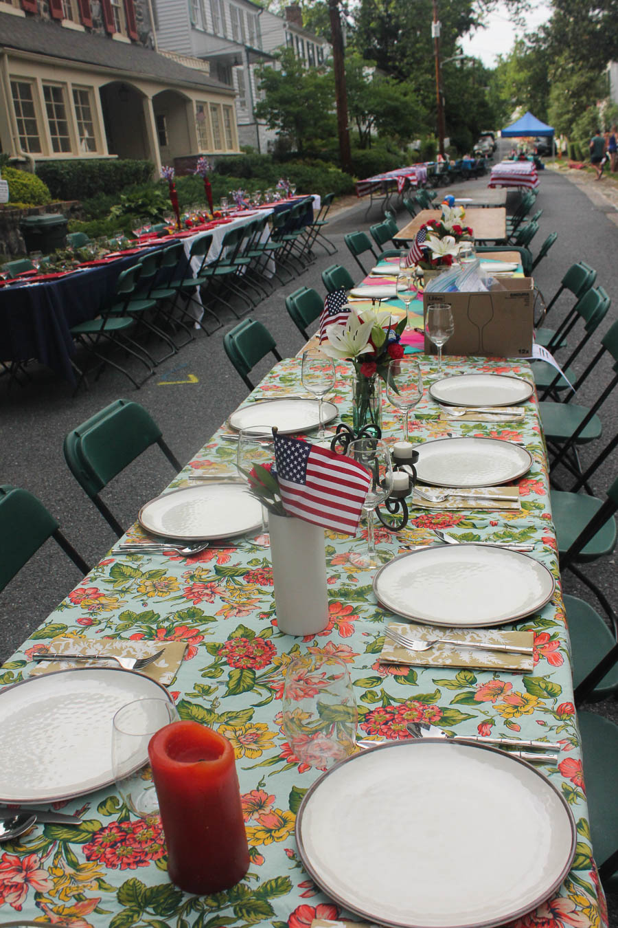 Table decorating is serious business in Dickeyville!_July 2016_Carlye Brooks